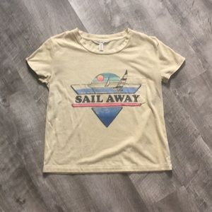 Billabong sail away tee